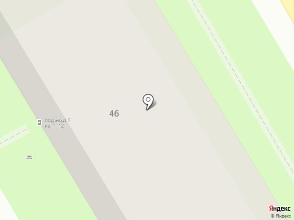 Этюд-Шик на карте Энгельса