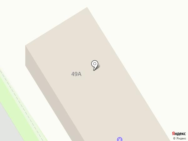 Самеба на карте Энгельса