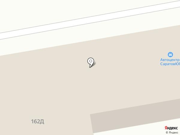 Каменный центр на карте Энгельса