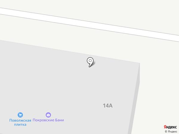 ИВКОМ на карте Прибрежного