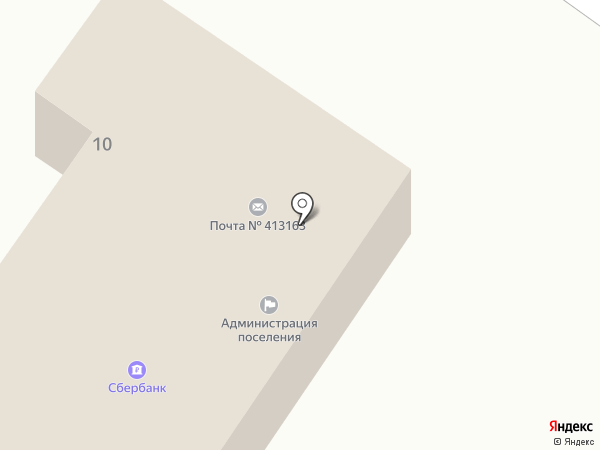 Сбербанк, ПАО на карте Красного Яра