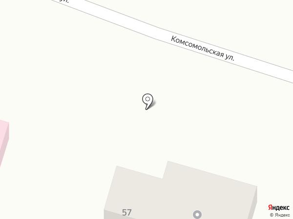 Настроение на карте Красного Яра