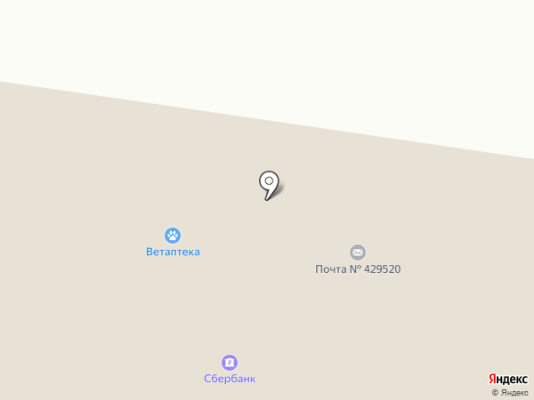 Магазин промтоваров на карте Ишлей