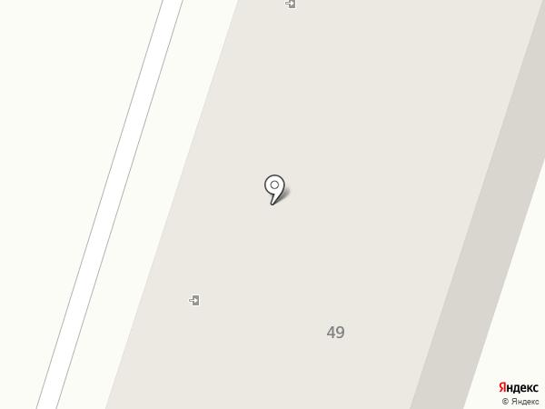 Компания промышленного альпинизма на карте Чебоксар