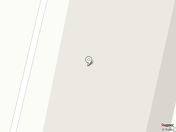 Шлёпа на карте Чебоксар