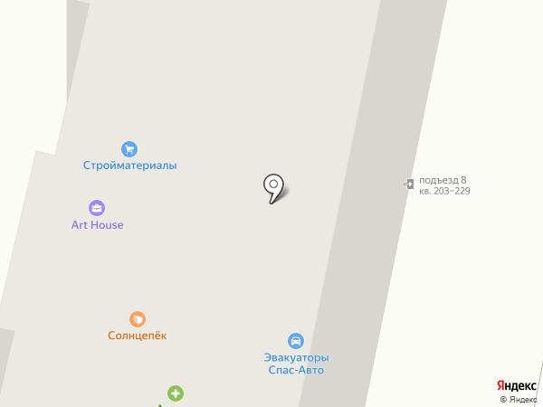 Arhiterra на карте Чебоксар