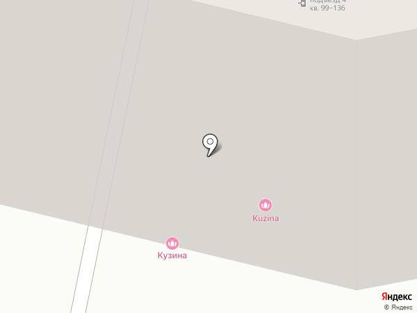 Kuzya на карте Чебоксар