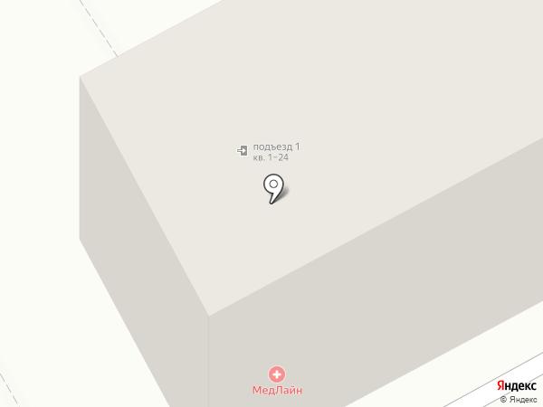 Карамель на карте Чебоксар