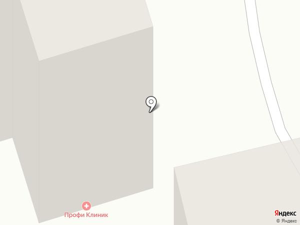 Профи Клиник на карте Чебоксар