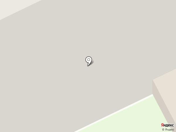 Верный друг на карте Чебоксар