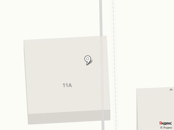 Садовый товарищ на карте Чебоксар