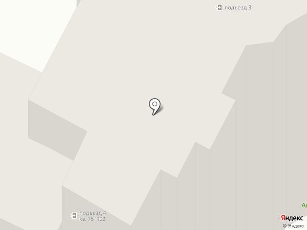 Наш дом 16, ТСЖ на карте Чебоксар