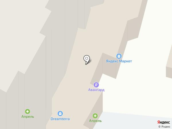 Магазин пряжи на карте Чебоксар
