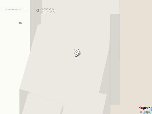 Магазин верхней мужской одежды на карте Чебоксар