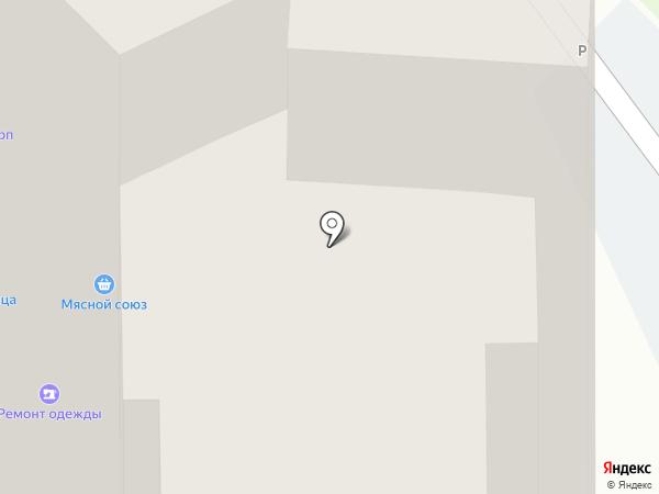 Магазин игрушек на карте Чебоксар
