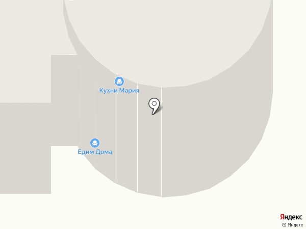 Мария на карте Чебоксар