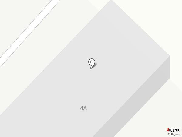 Астарта на карте Чебоксар