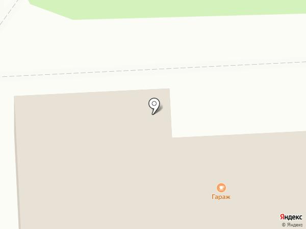Хмельной дворик на карте Чебоксар