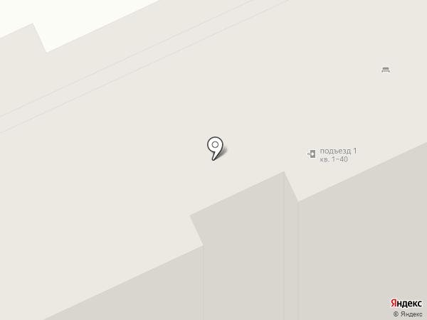 Красное & Белое на карте Чебоксар