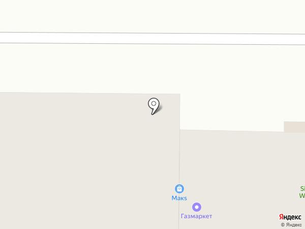 ТИККУРИЛА на карте Чебоксар