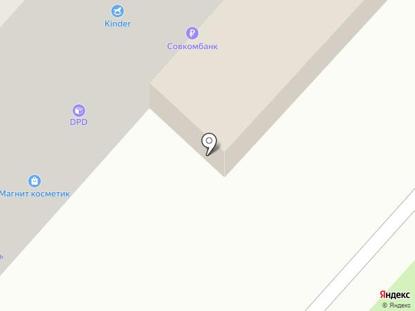 Сладости от Акконд на карте Чебоксар