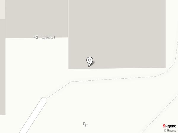 АНКОН на карте Чебоксар
