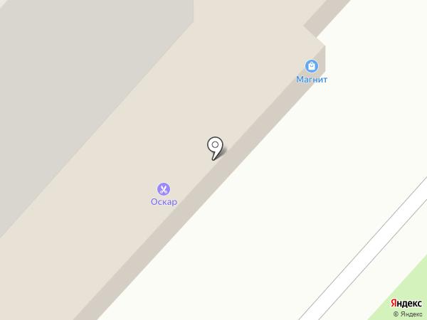 Пельменная на карте Чебоксар