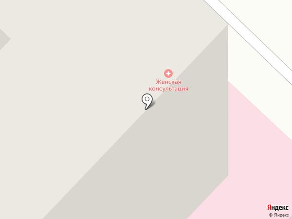 Городской клинический центр на карте Чебоксар