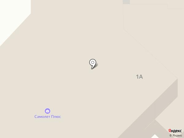 Катюша на карте Чебоксар