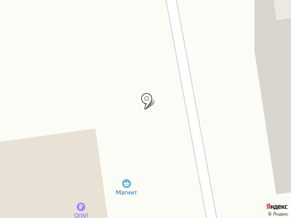 БАРмалей на карте Чебоксар