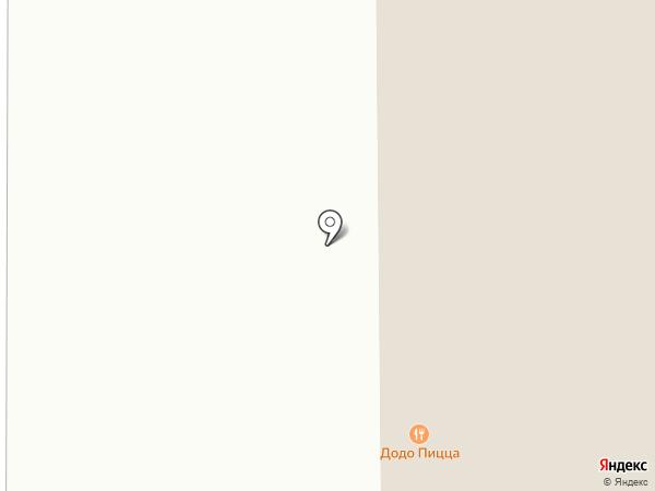 Легион на карте Чебоксар