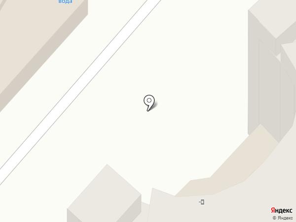 Цветочный салон на карте Чебоксар