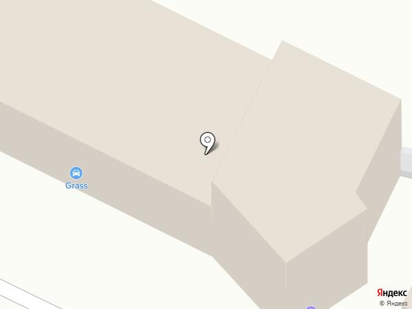 Амбар на карте Чебоксар