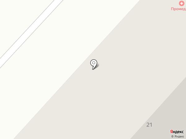 Colin-авто на карте Чебоксар