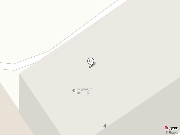 Аквамарин на карте Чебоксар