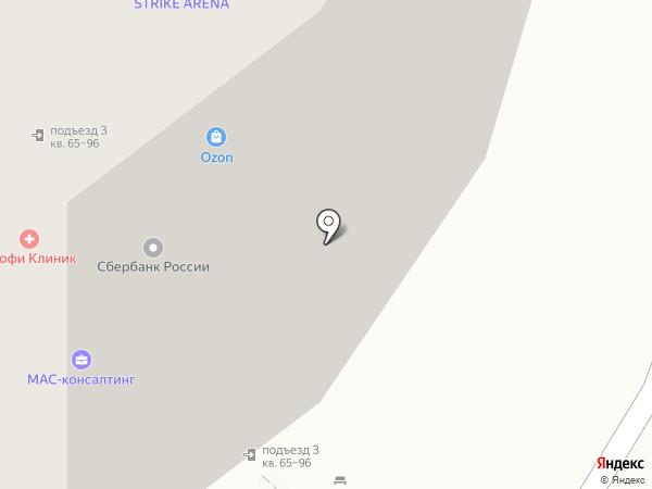 UpCar на карте Чебоксар
