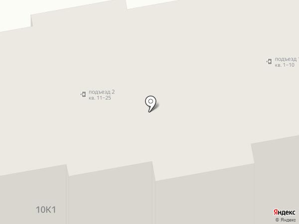 Баграм-345, ТСЖ на карте Чебоксар