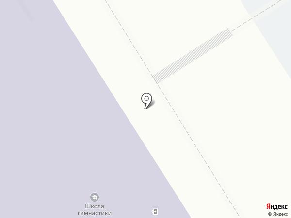 Фантом на карте Чебоксар