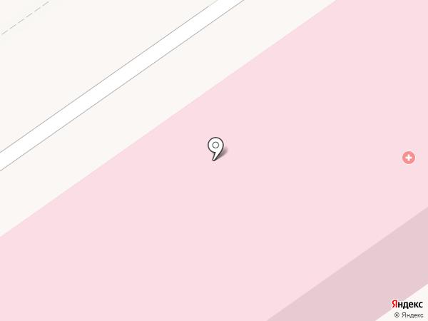 Республиканский клинический госпиталь для ветеранов войн на карте Чебоксар