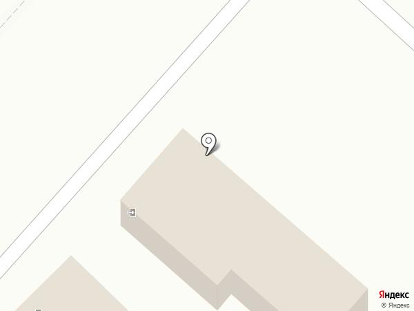 Эгида на карте Чебоксар