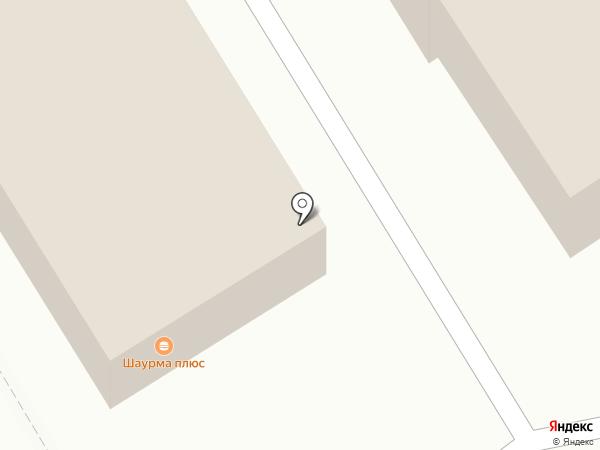 Шаурма от Джамала на карте Чебоксар