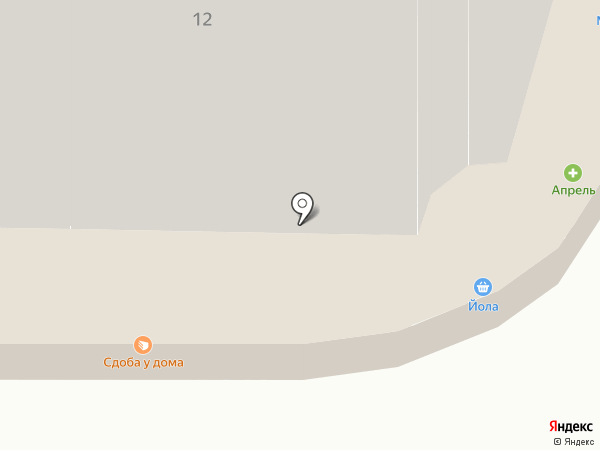 Татфондбанк, ПАО на карте Чебоксар