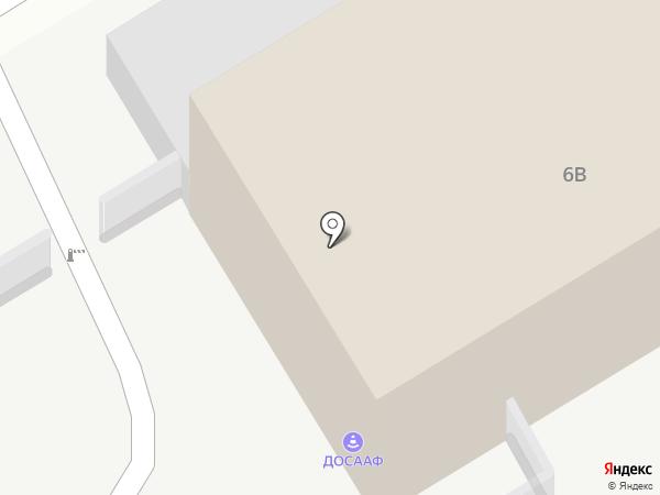 Автошкола на карте Чебоксар