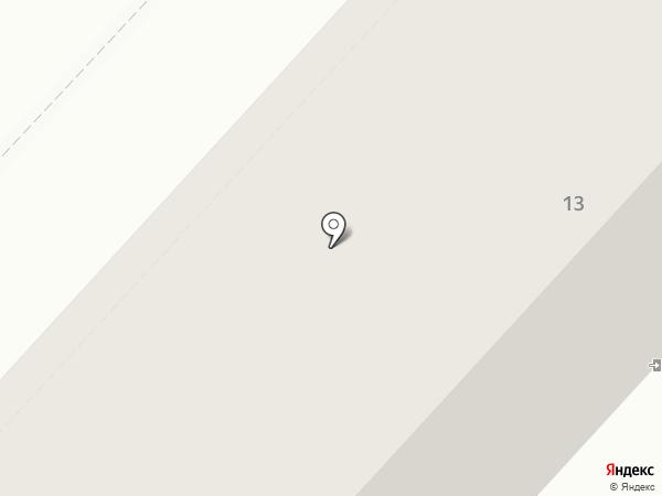 Грибоедов на карте Чебоксар