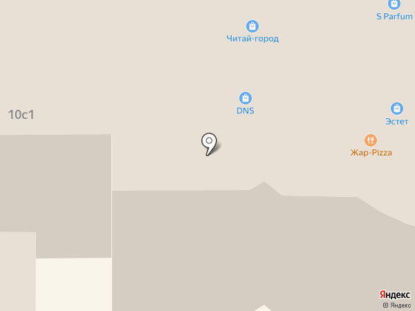 Смартсеть на карте Чебоксар