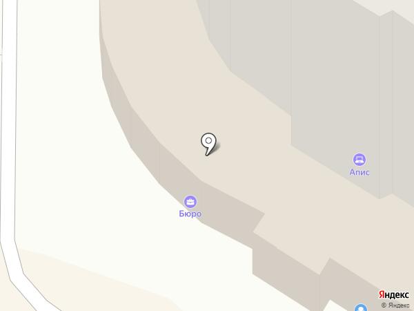 АПИС на карте Чебоксар
