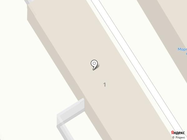 №1 на карте Чебоксар