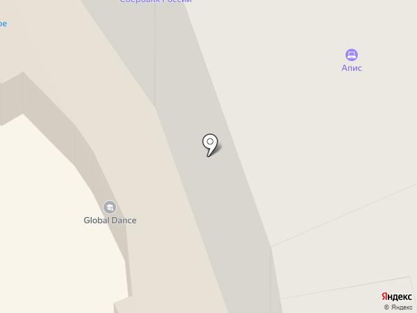 Paris на карте Чебоксар