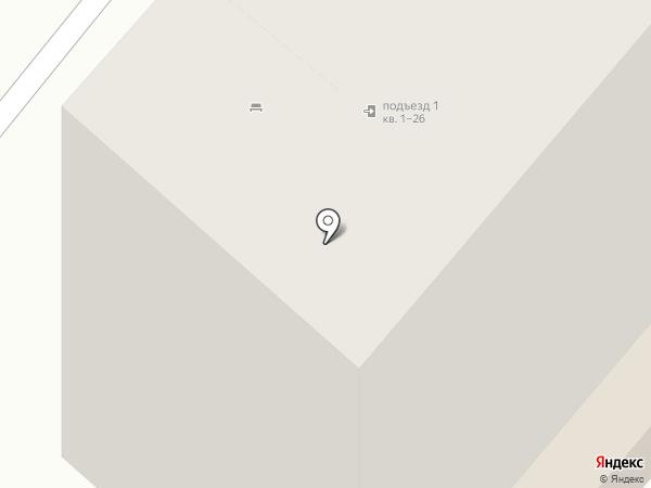 Городская служба автоэвакуаторов на карте Чебоксар