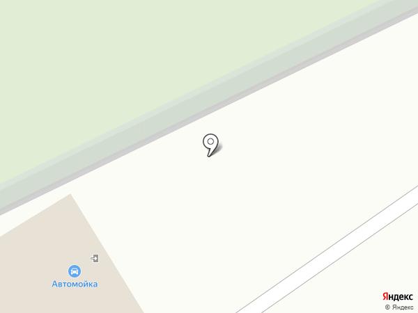 Автомойка на карте Чебоксар
